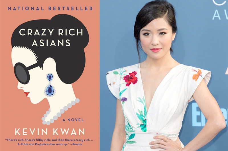 アジアの超セレブたちを描くキューティー映画『Crazy Rich Asians』ヒロインにコンスタンス・ウ