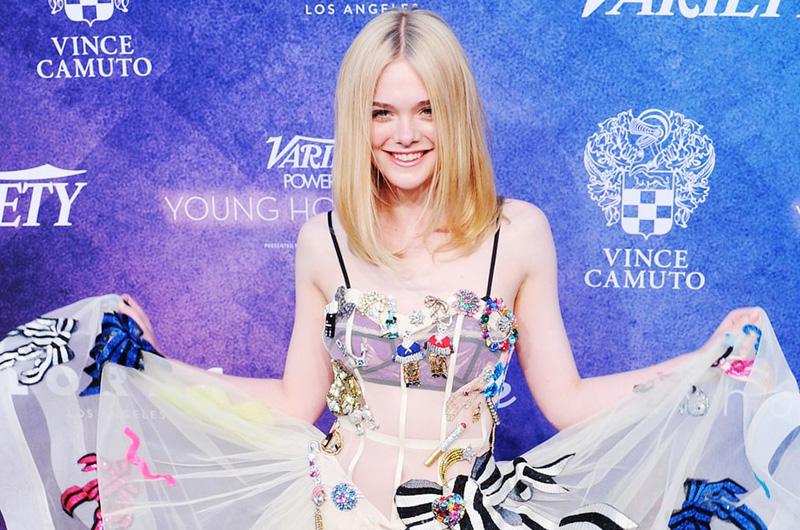 エル・ファニング主演、人気歌手を夢見る女の子を描く『Teen Spirit』