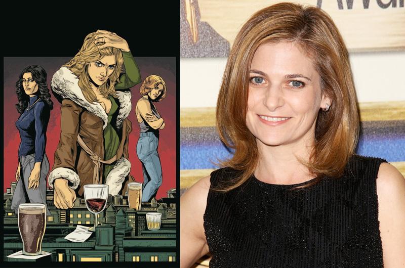 ギャングの妻たちの活躍を描くコミック原作『The Kitchen』を『ストレイト・アウタ・コンプトン』女流脚本家が監督