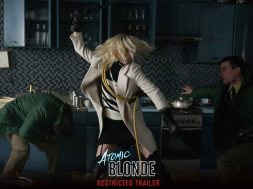 シャーリーズ・セロンがタフな女スパイを演じるアクション映画『Atomic Blonde』予告編