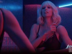 シャーリーズ・セロン主演スパイ・アクション映画『Atomic Blonde』、音楽とシンクロが気持ちいい予告編第2弾
