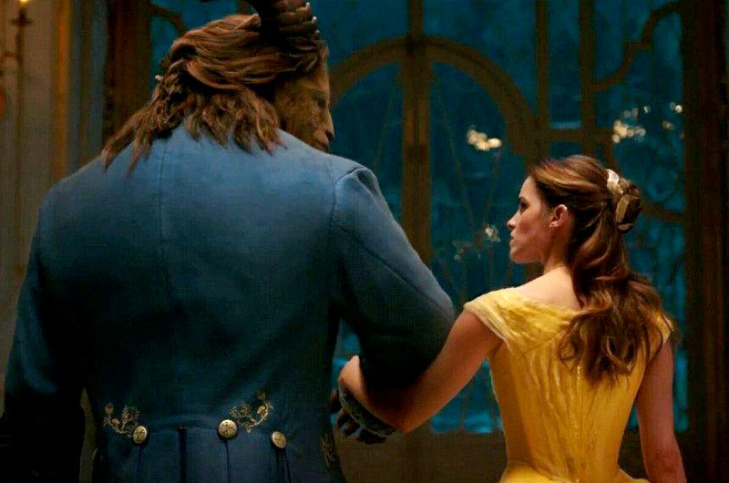 『美女と野獣』の全世界興行成績が9億ドル突破!