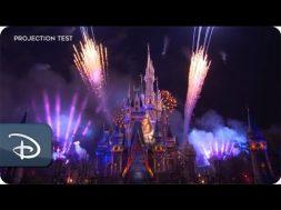 米ディズニー・ワールドの新しい花火ショー「Happily Ever After」PV映像