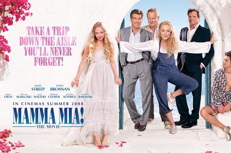 『マンマ・ミーア!』続編『Mamma Mia: Here We Go Again !』2018年公開決定!