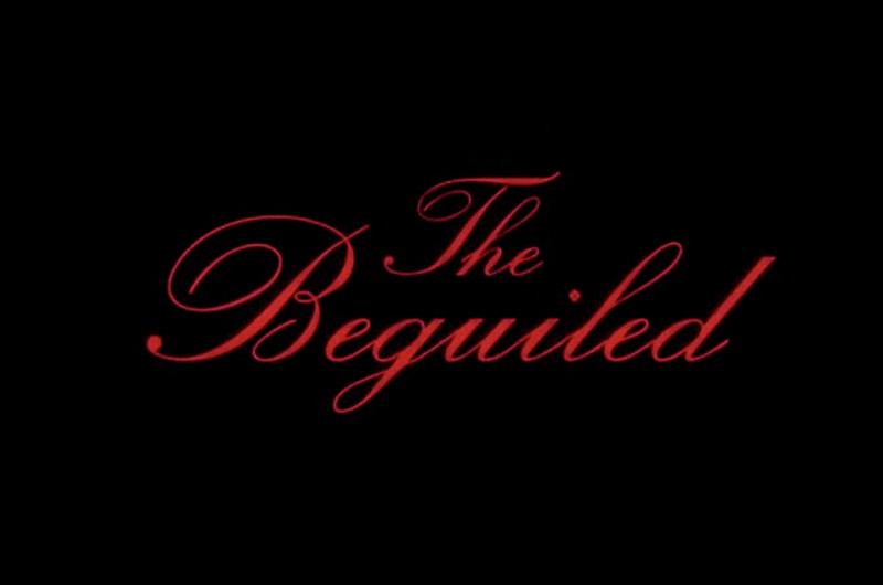 ソフィア・コッポラ監督作『白い肌の異常な夜』リメイク『The Beguiled』ポスター公開