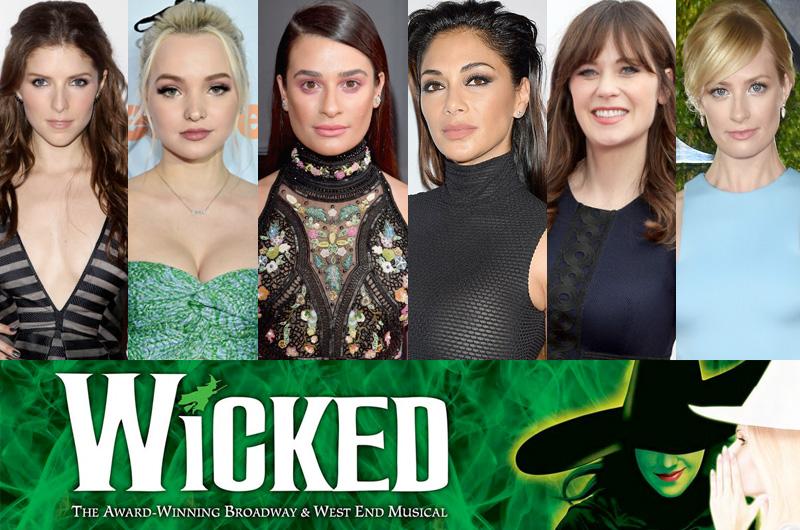 映画版『ウィキッド』、キャスティングの噂と新曲について