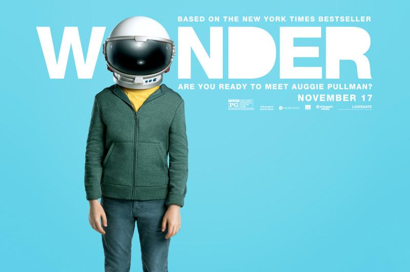 感動!顔に障害を持つ10歳の男の子を描く、ジュリア・ロバーツ出演『Wonder(原作邦題:ワンダー Wonder)』予告編