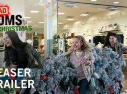 ミラ・クニス、クリステン・ベルら出演大ヒットコメディ『バッド・ママ』続編『A Bad Moms Christmas』特報