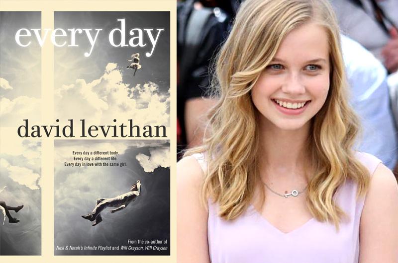 毎日違う人になる男の子の恋を描くYA小説の映画化『Every Day』でアンガーリー・ライスがヒロイン役に
