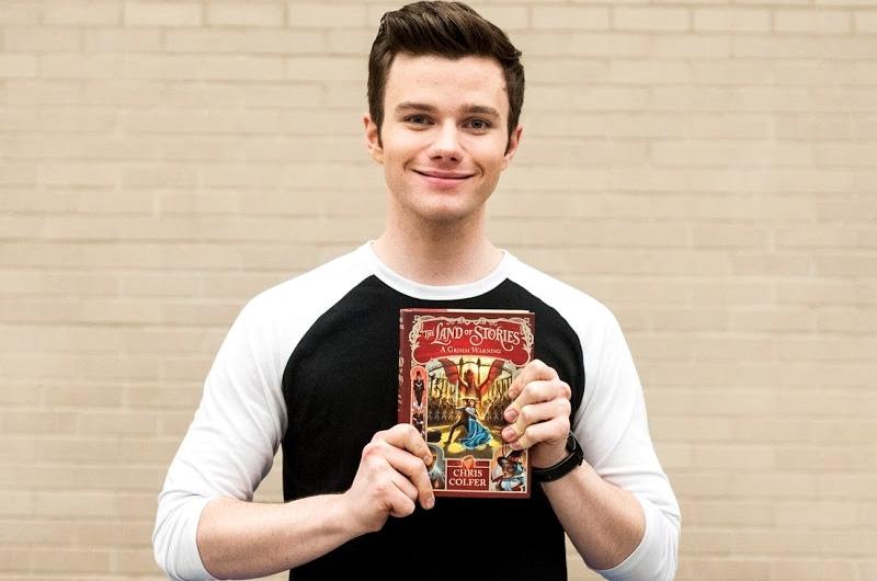 「Glee/グリー」クリス・コルファー、自著の人気シリーズ「The Land of Stories」映画化で監督・脚本