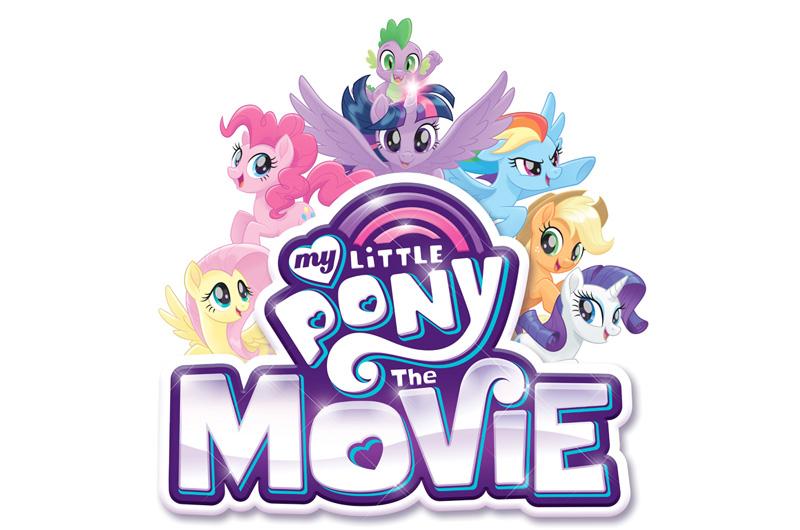 「マイリトルポニー」初の劇場版『My Little Pony:The Movie』予告編とポスター公開