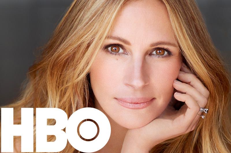 ジュリア・ロバーツ主演ミニTVシリーズ、HBOで放送決定。新たなキューティー映画の展開か