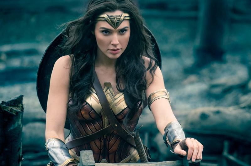 『ワンダーウーマン』全米公開!女性監督作品では歴代1位となる大ヒットスタート!