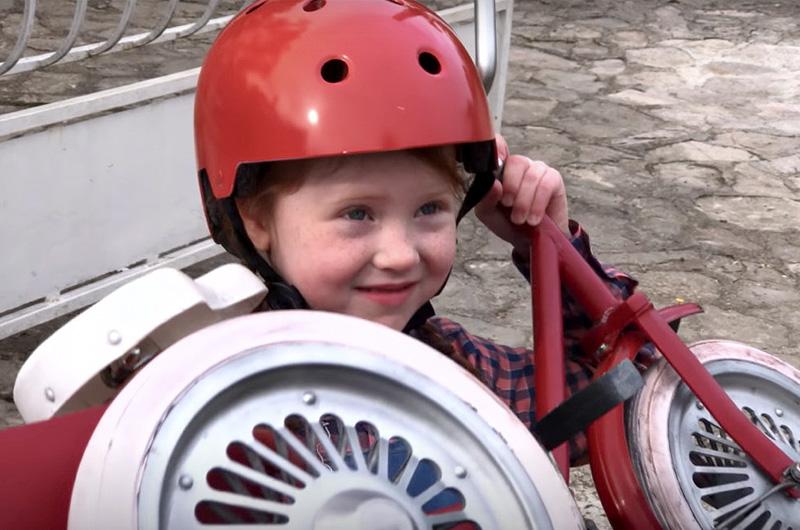 小さな三輪車の大冒険、ミシェル・ゴンドリーがiPhoneで撮影した短編『Détour』
