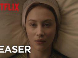 サラ・ガドン主演、サラ・ポーリー脚本・製作 Netflixミニ・ドラマ・シリーズ「またの名をグレイス」特報