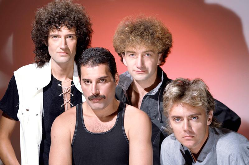 フレディ・マーキュリーの伝記映画『Bohemian Rhapsody』クィーンのメンバー役決定