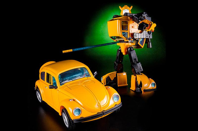 撮影中のトランスフォーマー外伝『Bumblebee』、フォルクスワーゲン姿を確認