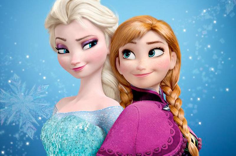 ミュージカル版『アナと雪の女王』メインキャストたちの姿が公開