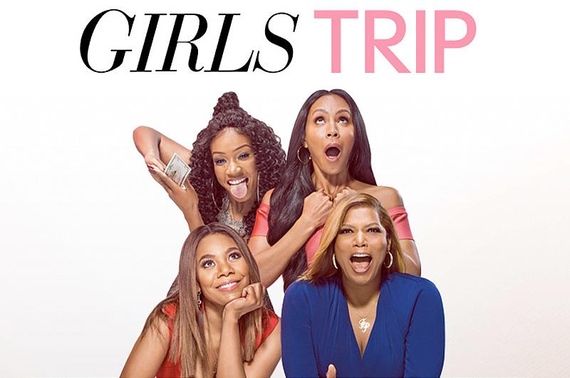 40代黒人女性たちの友情を描いた『Girls Trip』全米興収1億ドル突破!