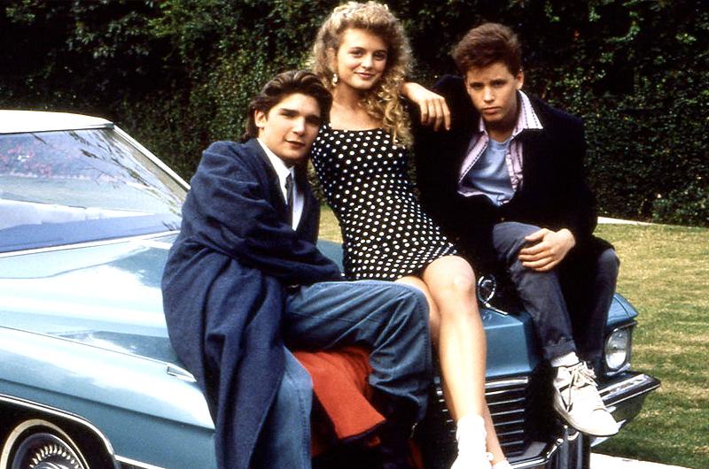 無免許高校生のドライブ・デートを描いた青春映画『運転免許証』がキューティー映画としてリメイク