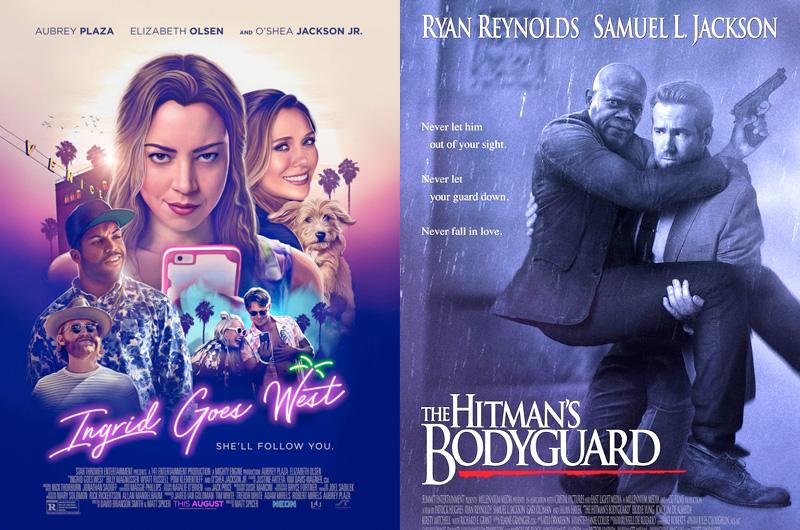 全米週末興行『ヒットマンズ・ボディガード』1位スタート、オーブリー・プラザ主演作もヒット中