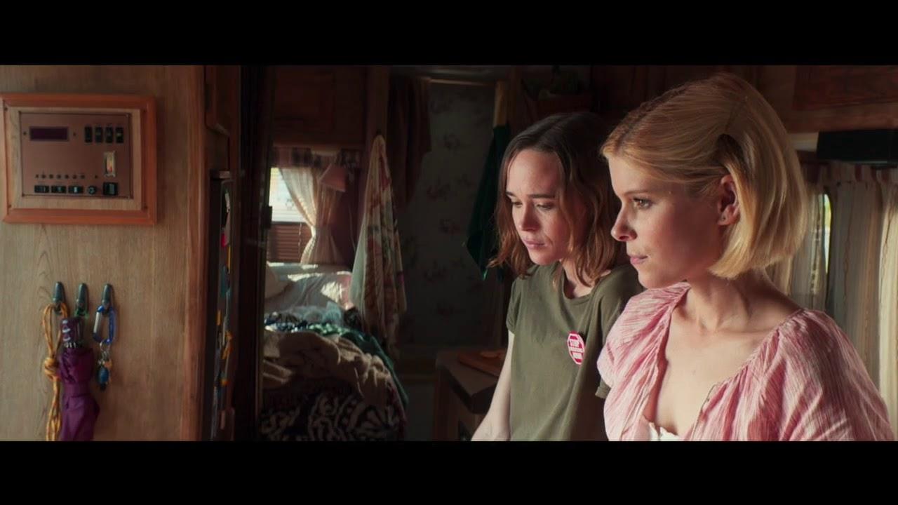 エレン・ペイジ&ケイト・マーラー共演、女性同士の恋愛を描く『My Days Of Mercy』本編映像