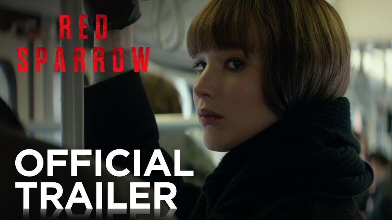 ジェニファー・ローレンスがハニートラップ要員を演じる『Red Sparrow(原作邦題:レッド・スパロー)』特報