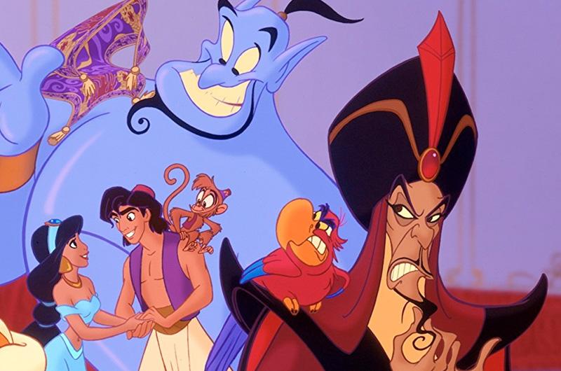 ディズニー実写版『アラジン』撮影開始!ウィル・スミスがキャストとの写真を投稿!