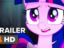 「マイリトルポニー」劇場版『My Little Pony:The Movie』予告編第2弾