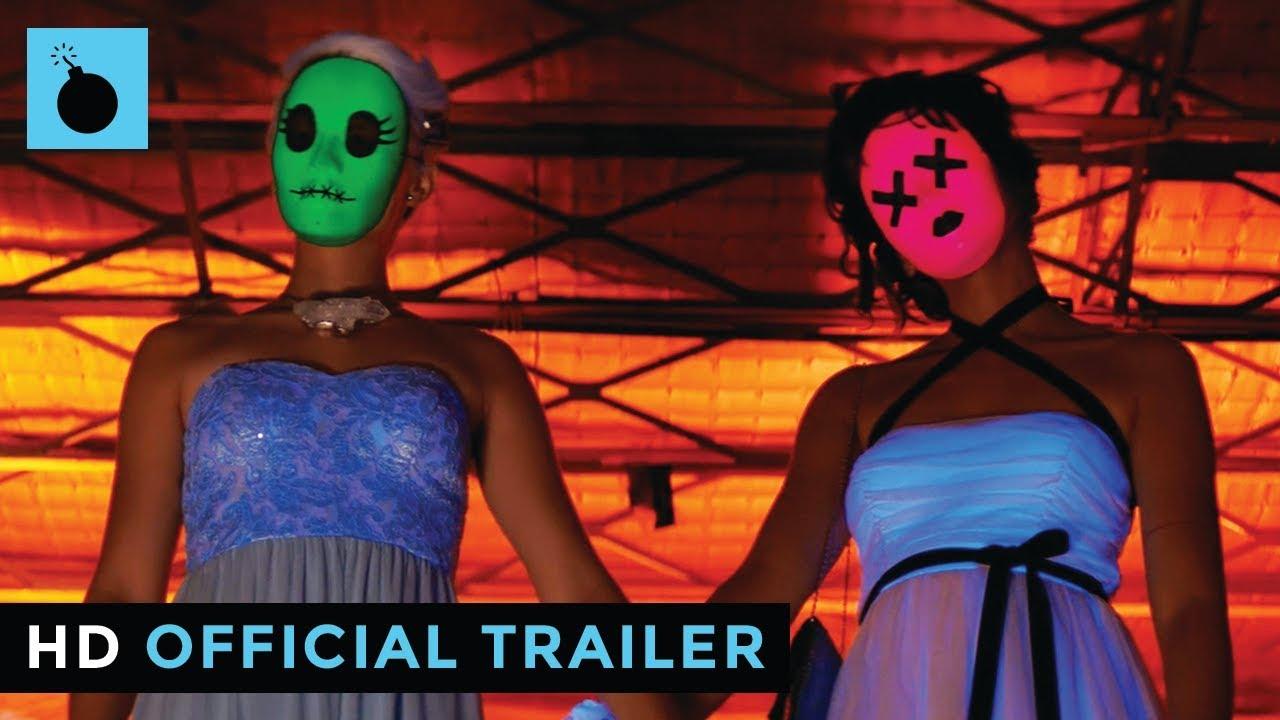 SNSで目立つために殺人鬼となる女子高生コンビをコミカルに描く『Tragedy Girls』予告編