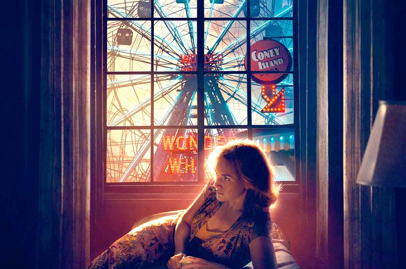 ケイト・ウィンスレット&ジャスティン・ティンバーレイク共演、ウディ・アレン新作『Wonder Wheel』スチール&ポスター