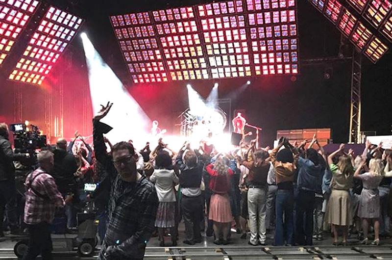 『Bohemian Rhapsody』新たなライブシーンの写真公開