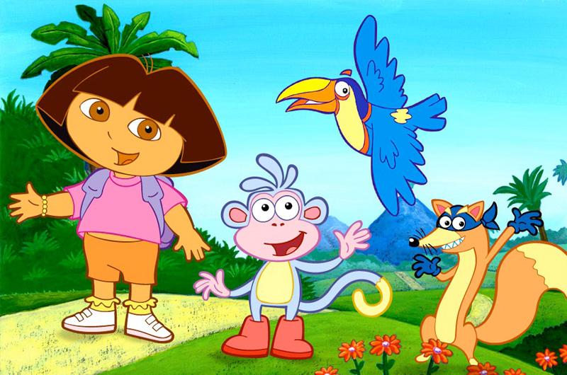 「ドーラといっしょに大冒険」、ドーラがティーンエイジャー設定となって実写化