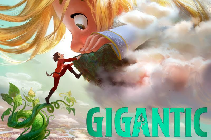 ディズニー・アニメーション、「ジャックと豆の木」原案『Gigantic』の企画開発を中止。