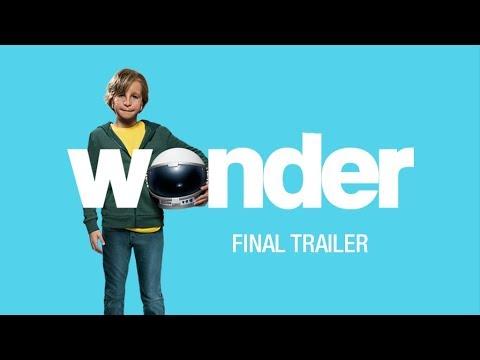 顔に障害を持つ男の子を描く『Wonder(原作邦題:ワンダー Wonder)』予告編最終版