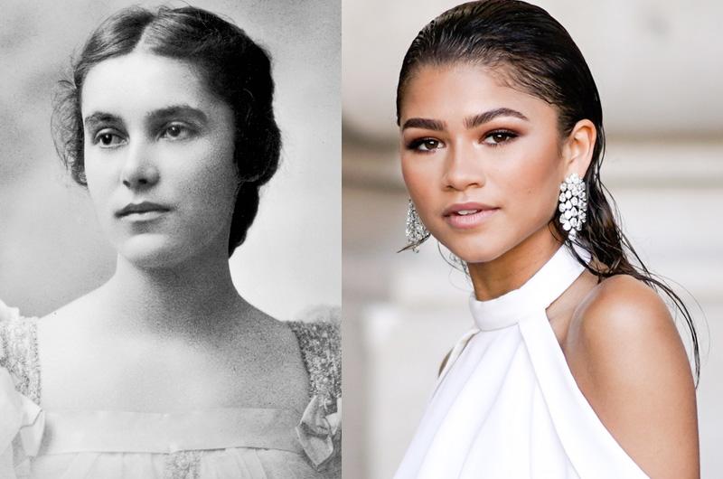 ゼンデイヤ、19世紀アメリカで白人と偽って名門女子大を卒業した実在の黒人女性を演じることに