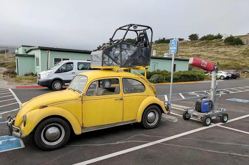 ヘイリー・スタインフェルド主演トランスフォーマー外伝『Bumblebee』撮影終了。タイトルロゴが判明
