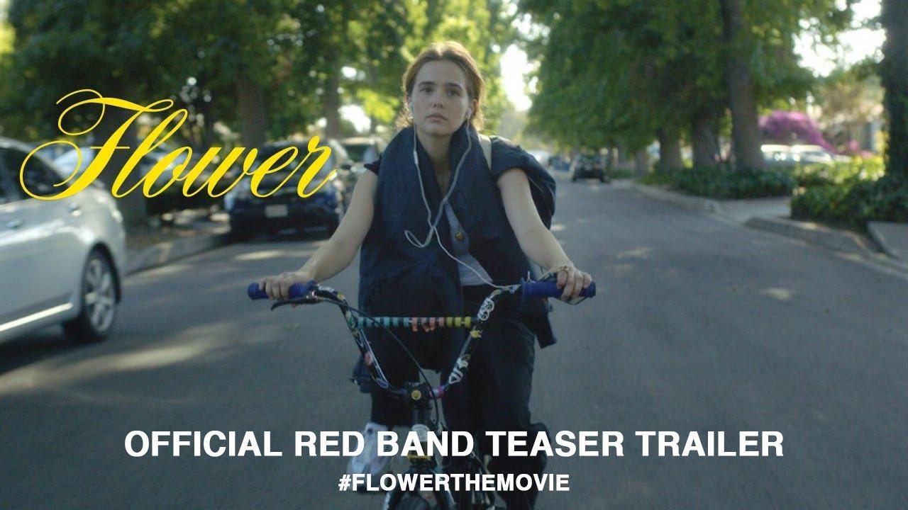 ゾーイ・ドゥイッチ主演、危険なことでお金を稼ぐティーンたちを描く『Flower』予告編