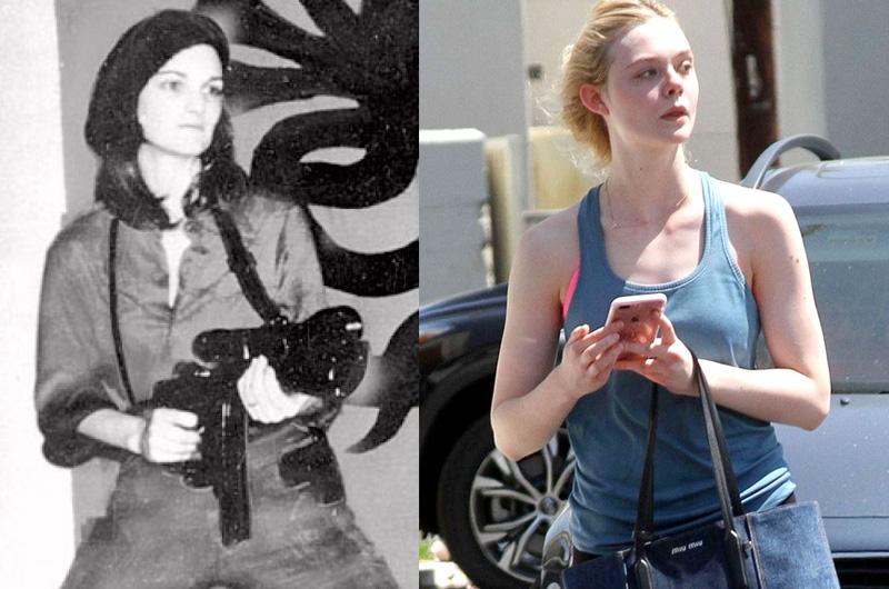 テロ組織に誘拐された女性が組織の一員になっていた実話の映画化でエレ・ファニングが主演か