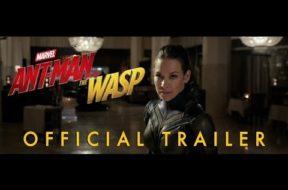 マーベル初のキューティー映画?『アントマン』続編『Ant Man & the Wasp』予告編