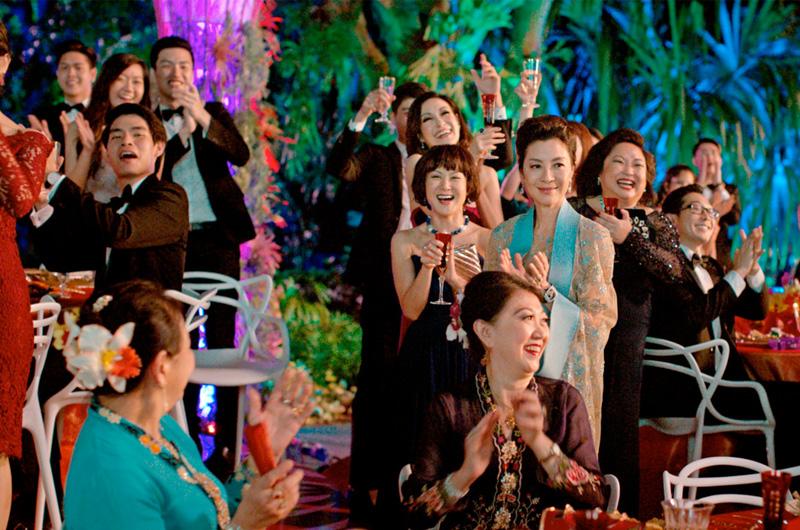華僑の超セレブな生活を描くキューティー映画『Crazy Rich Asians』公式場面写真公開!