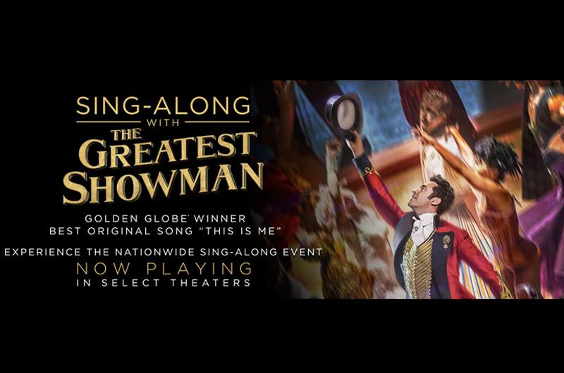 『グレイテスト・ショーマン』全米300スクリーンでSing-Along上映実施