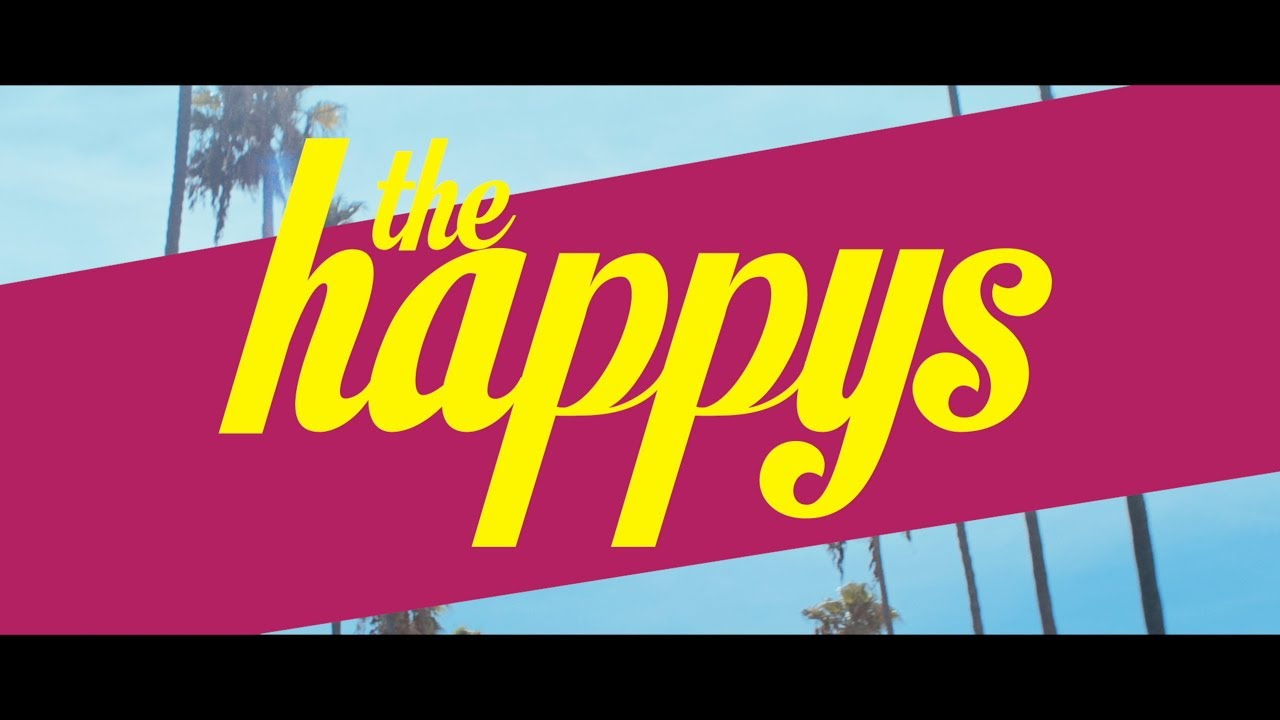 20代女子と周りの個性豊かな面々を描く『The Happys』予告編