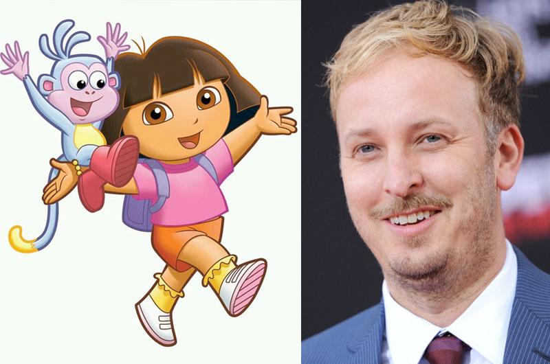 幼児向けアニメ「ドーラといっしょに大冒険」の実写版企画、監督と全米公開日が決定