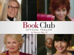 「フィフティ・シェイズ・オブ・グレイ」を読んだ60代女性たちの恋愛を描く『Book Club』予告編