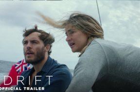 シェイリーン・ウッドリー&サム・クラフリン共演、難破した舟で奮闘する『Adrift』予告編