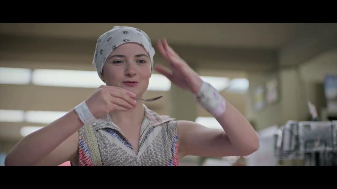末期癌の女の子が自分の葬儀を準備する『Getting Grace』予告編