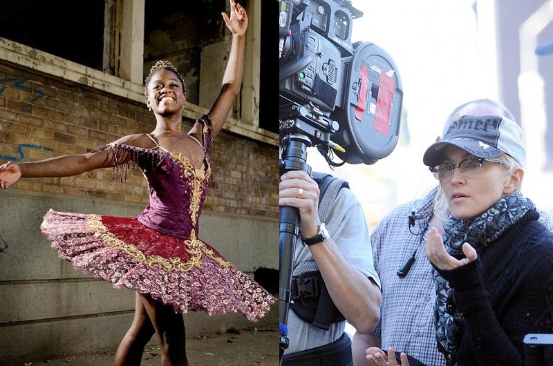 マドンナが、若手黒人バレリーナ、ミケーラ・デ・プリンスの半生記映画『Taking Flight』を監督