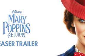 『メリー・ポピンズ』続編『Mary Poppins Returns』特報