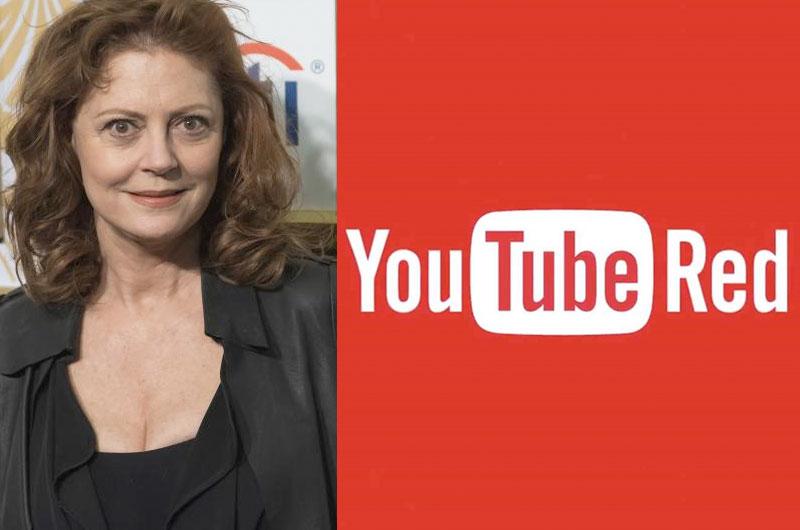 YouTubeの有料配信サービス、スーザン・サランドン主演映画『Vulture Club』を製作・配給・配信